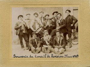 1909 - les classes