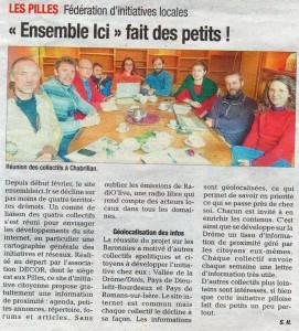 2017-02 Ensemble Ici fait des petits - La Tribune