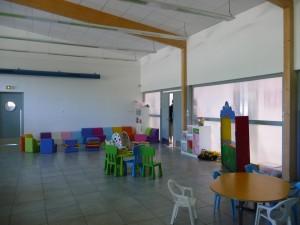 salle de garderie