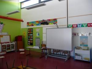 Classe de maternelle (cycle 1)