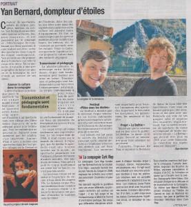 La Tribune du 31 décembre 2015