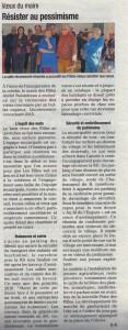 La Tribune du 28 janvier 2016