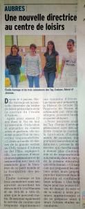 Le Dauphiné du 18 avril 2016